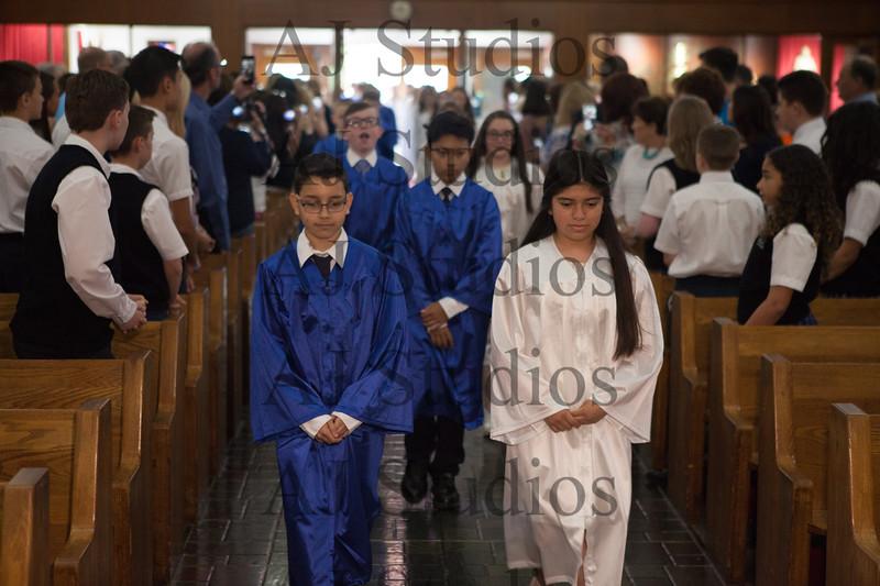 2018 Graduation Mass