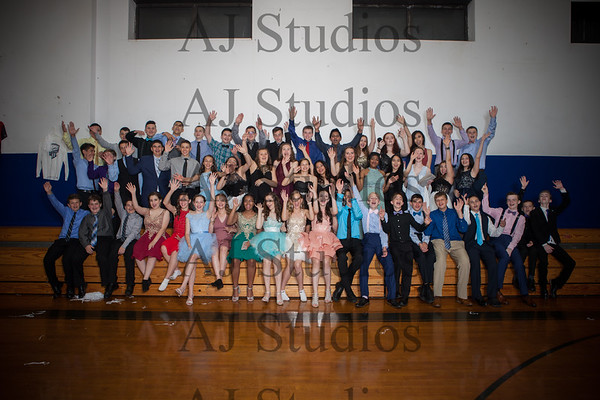 2017 BSS 8th Grade Dance