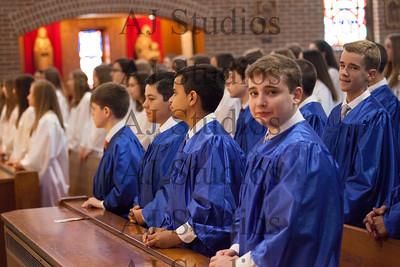 2015 Graduation Mass