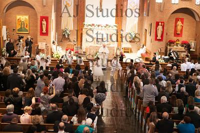 2013 Communion 9AM Mass