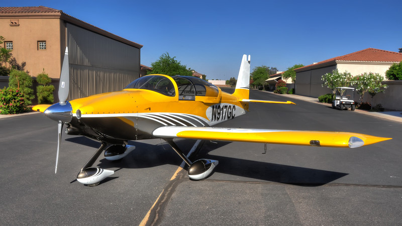 Gregs RV-7a