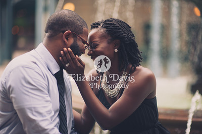 Jay & Ji'Lynda | Engagement | July, 2016