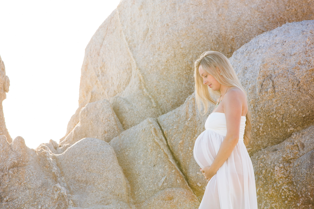 Monterey Bay Maternity Photographer
