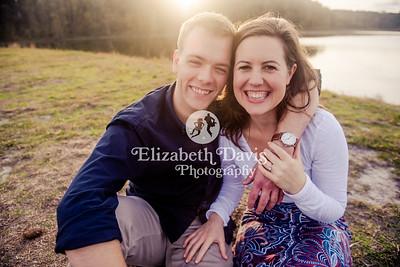 Morgan & Elizabeth Engagement Session   Dec, 2019