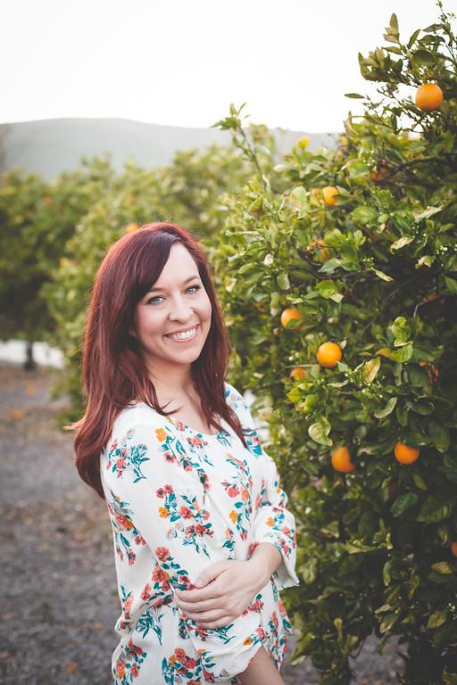 Jarboe Family - Orange Grove