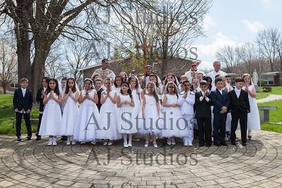 Torrello Communion Party 04-28-18