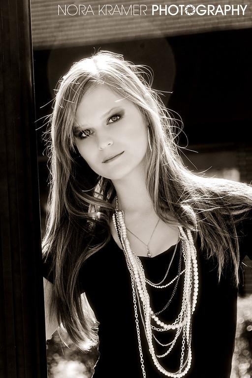 Model: Meghan Konier