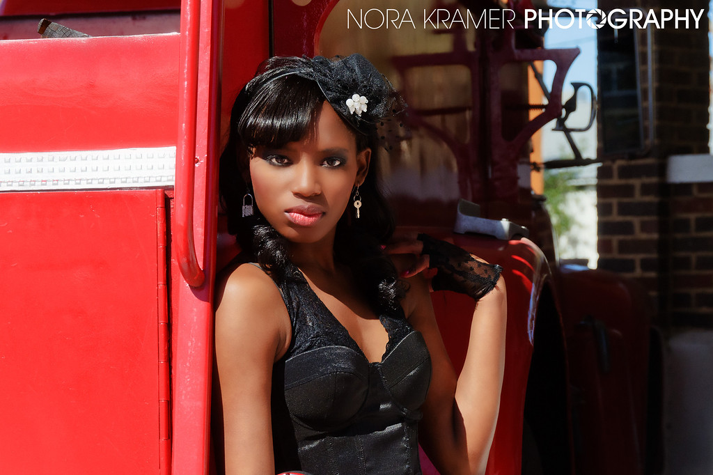 Model: Taja Nicole Scott