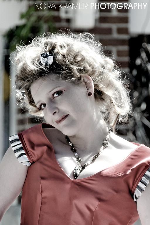 Model: Tiffany Roswell