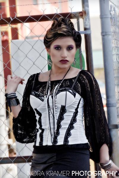 Model: Molly Aviles