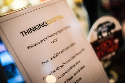 Thinking Digital 2018