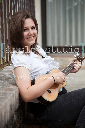 Megan: Senior Session in Tallahassee