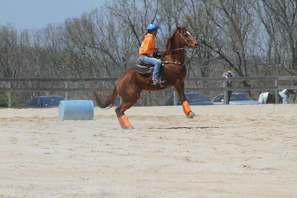 Carroll County Equestrian Center 4/27/2014