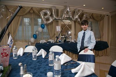 Blake's Bar Mitzvah