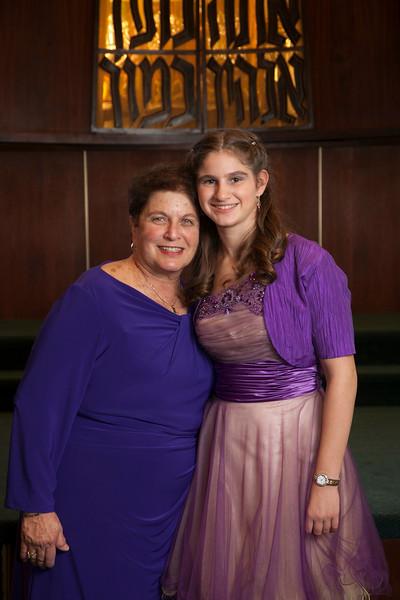 Rebecca's Bat Mitzvah