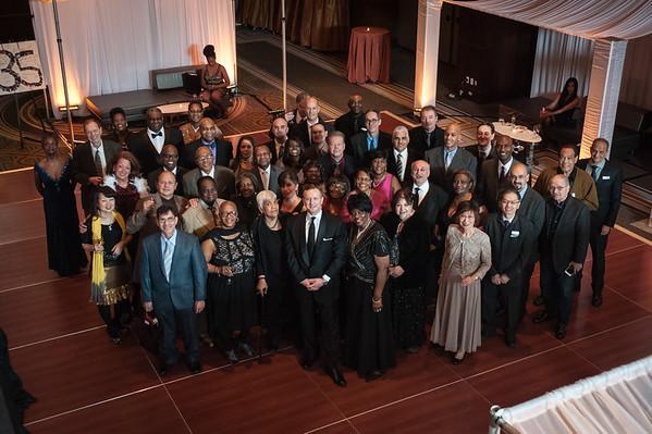 Grand Hyatt NYC 35th Anniversary LEGACY employees!