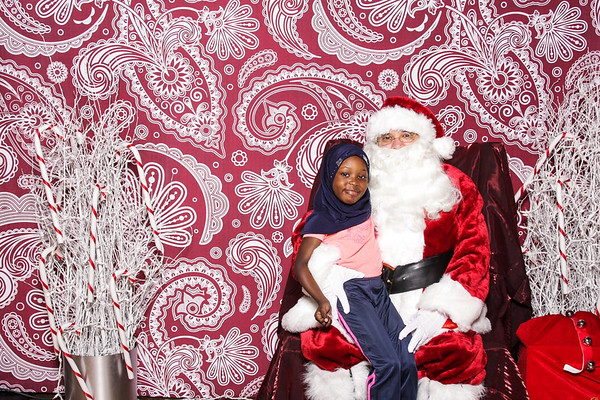 2012 Grand Hyatt Santa Claus