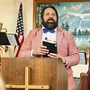 George Carey Preaches at Sonlight Chapel