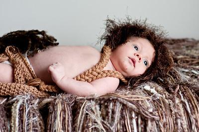 Baby Ethan Portraits