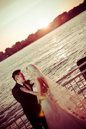 Kristina and David