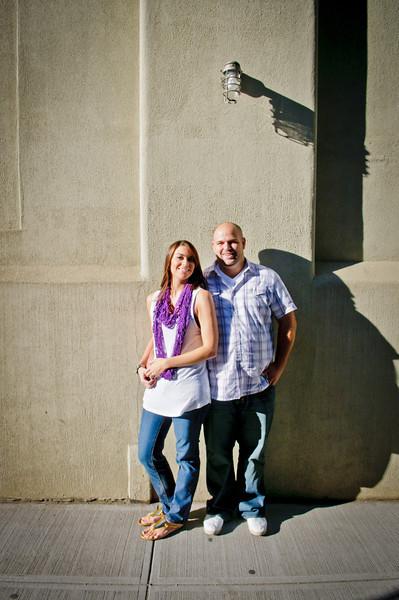 Lauren and Dan