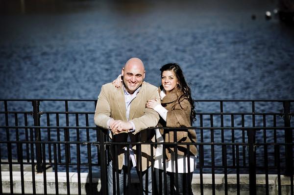 Engagement  - Takapausha Preserve - Stephanie and Sal