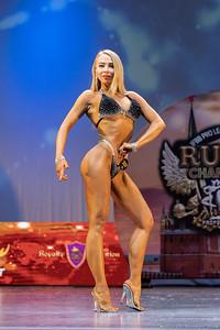 1st Place 207 Alissa Yevlakhova