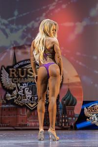 3rd Place 168 Svetlana Revina