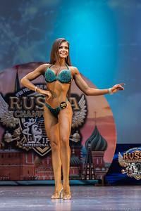 3rd Place 220 Alesya Kostitsyna
