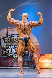 1st Place 100 Pavel Vashchenko