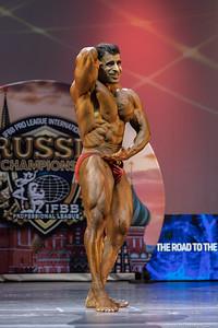 2nd Place 97 Nader Babaez