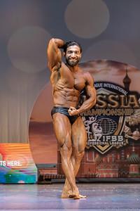 1st Place 64 Shahrokh Kazemi