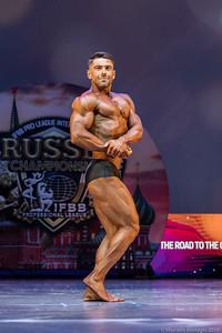 5th Place 77 Amin Parvaneh
