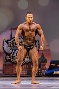 1st Place 32 Yousef Hamidi