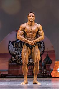 3rd Place 25 Андрей Демидчик