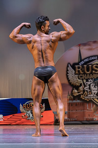4th Place 45 Amir Amir Najafi
