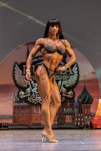 1st Place 160 Ольга Жиленко