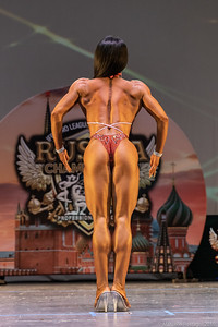 3rd Place 163 Кристина Самофал
