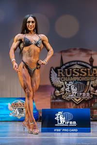 1st Place Overall 221 Анисимова Айгуль Нургалиевна