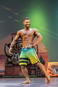 1st Place 140 Николай Aндреевич Нагиh