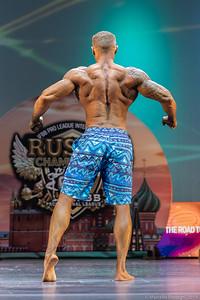 10th Place 124 Aleksandr Gerchikov