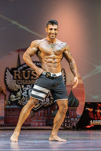1st Place 114 Mahmut Alan