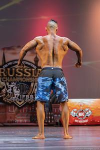 3rd Place 152 Sugac Vladimir