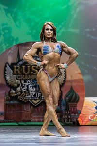 2nd Place 99 Глазычева Юлия