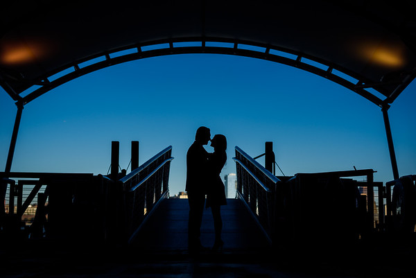 NNK - Amanda and Harry - Engagement - Hoboken Train Station (5 of 77)