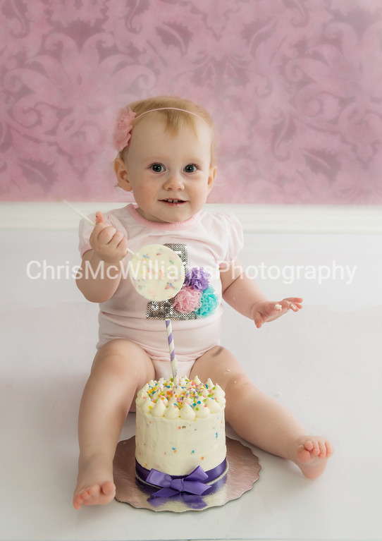 Winnipeg Cake Smash Photography