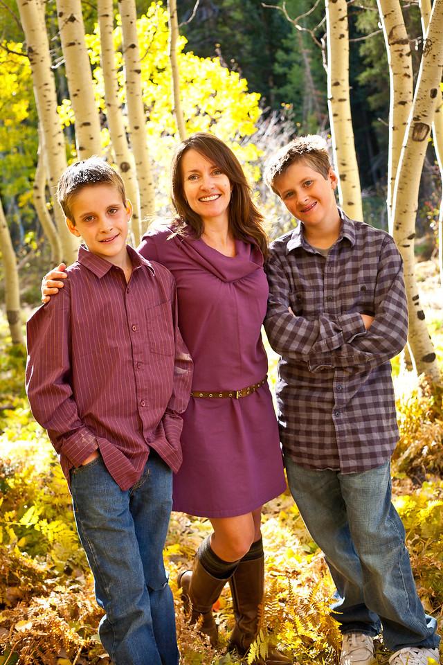 Bowden Family