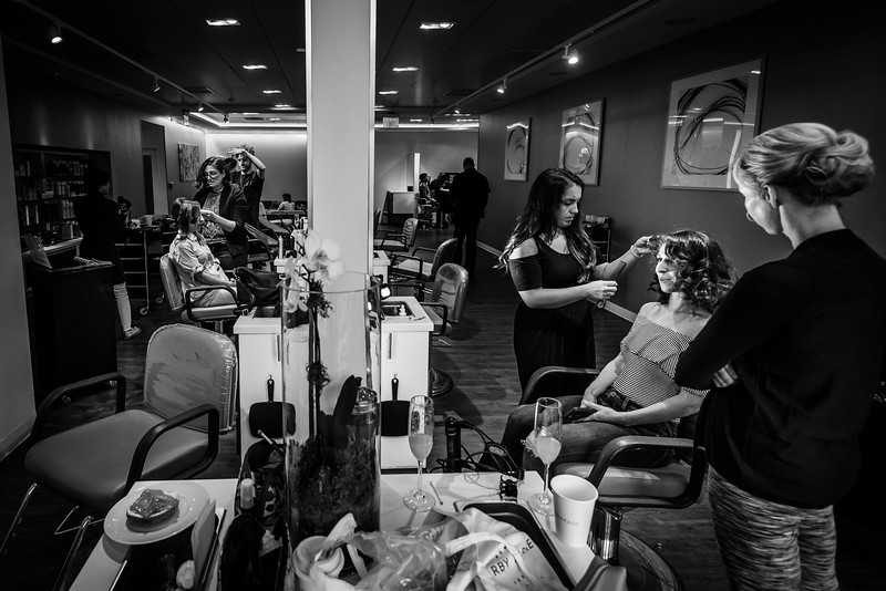 NNK - Brittany & Eric - Downtown Club, Philadelphia, PA - Bride Prep  (115 of 90)
