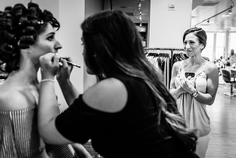 NNK - Brittany & Eric - Downtown Club, Philadelphia, PA - Bride Prep  (105 of 90)