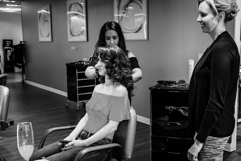 NNK - Brittany & Eric - Downtown Club, Philadelphia, PA - Bride Prep  (116 of 90)